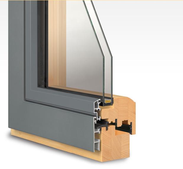 Holz alu fenster erfahrungen  Holz-Aluminium-Fenster - Thomas Meissner Bauelemente Heppenheim ...